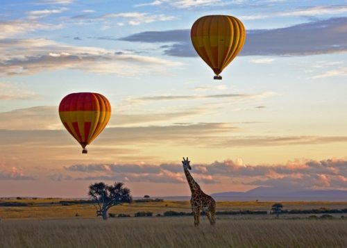 Masai-Mara-Hot-air-Baloon